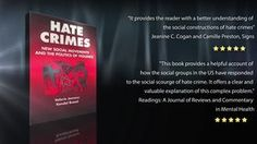 Hate Crimes | Valerie Jenness | UCI Professor - Video Dailymotion