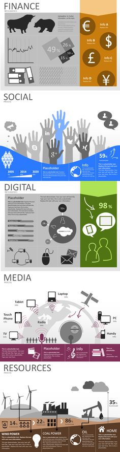 Infographic Ideas infographic powerpoint templates : Professional #PowerPoint #Infographics for your perfect business ...