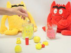 Le kit des émotions - Blog Hop'Toys