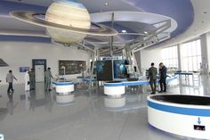 Sharjah Center for Astronomy and Space Science (SCASS)