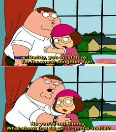 Family Guy is an American adult animated sitcom created by Seth MacFarlane for the Fox Broadcasting Company. Family Guy Quotes, Funny Quotes, Animation, Movies, Fictional Characters, Funny Phrases, Films, Funny Qoutes, Cinema