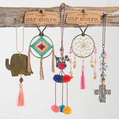 Shop free spirited clothes, accessories, boho decorations, & more at Natural Life. Our inspirational gifts encourage people to give & live happy! Source by alexisvaughn boho Volkswagen Jetta, Cute Car Accessories, Car Hanging Accessories, Clothing Accessories, Car Buying Tips, Life Car, Jeep Life, Car Essentials, Car Freshener