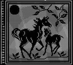 Gráficos Cavalo