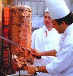 Iskender (doner) kebap...My hometown food....