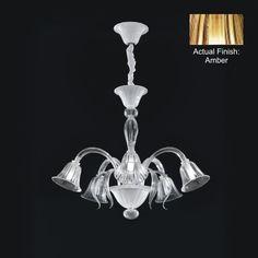 D'Orsay 5 Light Chandelier