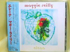 CD/Japan- MAGGIE REILLY Elena +3 bonus trx w/OBI RARE ORIGINAL 1998 TOCP-50480 #CelticPopProgressiveRockElectronicPop