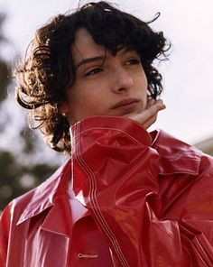 Finn Wolfhard for Lined Magazine
