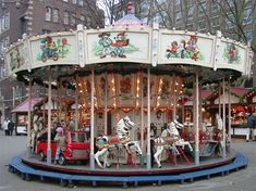 merry go round | Karma: Another Spin on the Merry-Go-Round.