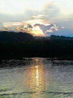 Tramonto al Lago Piccolo di Avigliana  #myValsusa 24.09.17 #fotodelgiorno di Loredana Tabone
