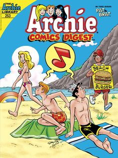 Archie Comics July 2014 Covers and Solicitations - Comic Vine