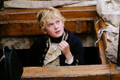 Lord Blakeney - Master and Commander. I really love him.