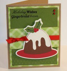 Winter Frolic - Christmas pudding
