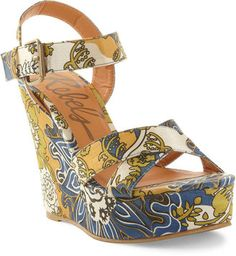 ShopStyle: Rebels Shoes, Katmandu Platform Wedge Sandals