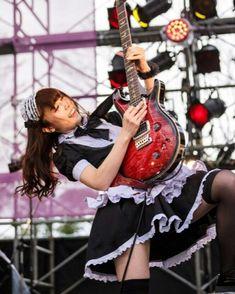 Tono Kanami Band-Maid
