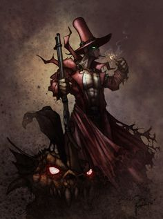 GunSlinger Spawn by Magolobo.deviantart.com