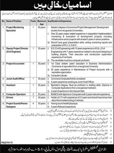 Industry Facilitation Centre Pvt. Ltd Islamabad August Jobs 2015 Advertisement