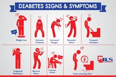#Diabetes is an illness that makes you deteriorate your #Health in more than one way. So, know the warning #Symptoms beforehand.