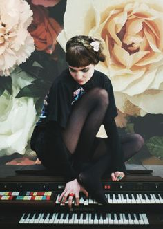 Claire Boucher A.k.a. Grimes  Songwriter, Music Producer, Visual Artist