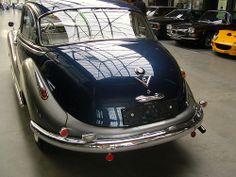 BMW 502 - 2.6 Liter (1954-1955)