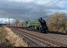RailPictures.Net Photo: UK Steam 4-6-2 at Darlington, United Kingdom by henry elliott