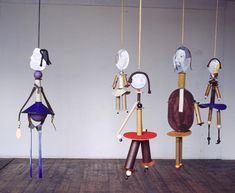 Sally Smart puppets