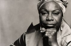 Nina Simone was an American singer, songwriter Born the sixth child of a preacher's family in North Carolina, Simone aspired to be a concert pianist.[1] Her musical path changed direction after she was denied a scholarship to the prestigious Curtis Institute of Music in Philadelphia, despite a well-received audition. Simone was later told by someone working at Curtis that she was rejected because she was black.
