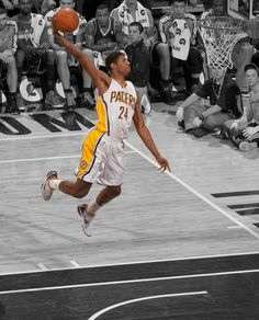 2013's Most Improved Player Award, goes to Paul George.