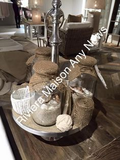 Spring Summer 2016, Table Decorations, Furniture, Home Decor, Decoration Home, Room Decor, Home Furnishings, Arredamento, Dinner Table Decorations