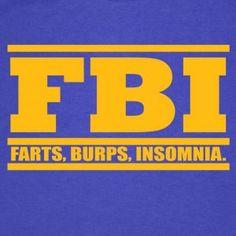 FBI....