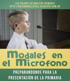 Esta es una Presentación de la Primaria especial e ideal para tu Primaria! Por qué? Porque será escrita por tus propios niños!!
