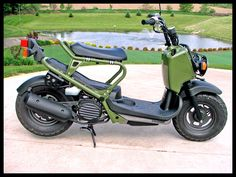 #Honda #Ruckus