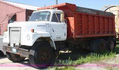 image for item 1975 International Fleetstar 2050 dump truck Big Rig Trucks, Dump Trucks, Old Trucks, International Harvester Truck, Diesel Engine, Manual Transmission, Scouts, Concrete, Auction