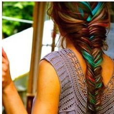 I'm in love with fishtails.
