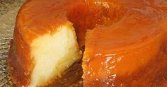 Cake-de-Pan-de-Liquidificador - Blender Casserole Cake