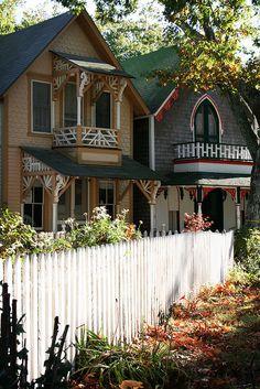 Cottage, Oak Bluffs, Martha's Vinyard