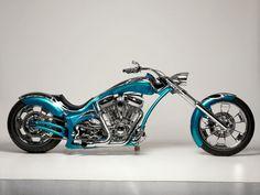 Covingtons Custom Motorcycles - Harry's Pro-Street Custom