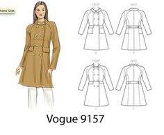 SunnyGal Studio Sewing: The Pattern Whisper recommends: Winter Coats
