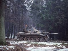 M60A3 in Germany 1985