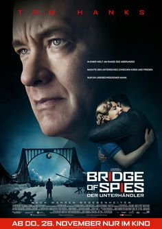 Filmplakat Bridge of Spies