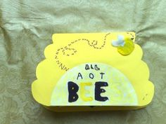 bee book for insect unit
