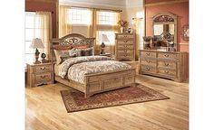 Whimbrel Forge Panel Bedroom Set