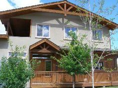 Our luxurious and fully equipped townhome will provide you a very comfortable and relaxing stay while in Durango.  Located on the Animas River and winding bike trail, you are only minutes from downtown Durango! This unit has AIR CONDITIONING!  Durango Vacation Rentals | Durango Property Management - Durango Colorado Vacations