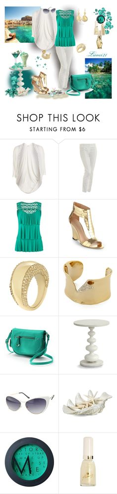 """holliday"" by lumi-21 ❤ liked on Polyvore featuring Object Collectors Item, Patrizia Pepe, maurices, Sigerson Morrison, Garcia, Swarovski, Alexis Bittar, Apt. 9, Redford House and Chicnova Fashion"