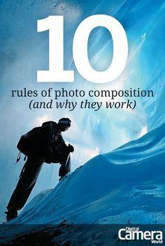 Regeln der Fotografie und warum sie funktionieren