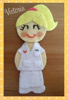 Enfermera Victoria
