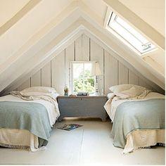 attic space.