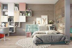 Комната для девочки #kaliningrad #3dsmax  #vray #interior #bedroom