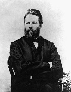 "herman melvilles story bartleby the scrivener essay If ever there are two opposite themes offered in the telling of one tale, it is in herman melville's short story, ""bartleby the scrivener."