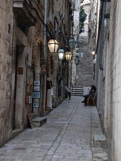 Small Street in Italie
