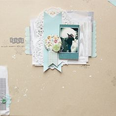 Lilith's scrapbooking venture: Last day of 2012